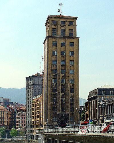 Rascacielos de Bailen, Bilbao, Spain 2006 - Bilbao
