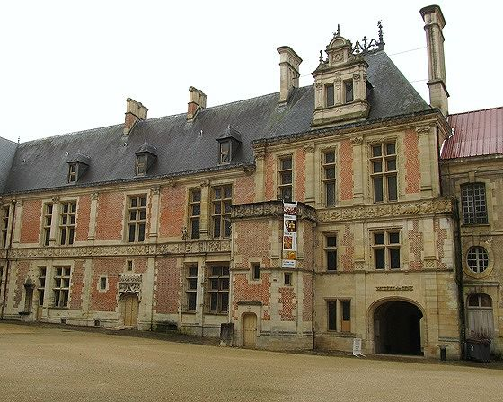 Palais Archiepiscopal, Sens, France 2016 - Sens