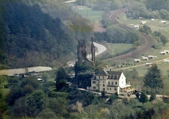Burg Ramstein, Butzweiler, DE 1974 - Butzweiler