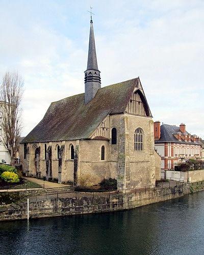 Eglise St Maurice, Sens, France 2016 - Sens