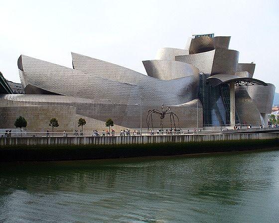 Guggenheim Museum, Bilbao, Spain 2006 - Bilbao