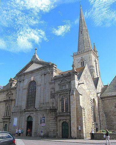 Cathedrale, St Malo, France 2016 - Saint-Malo