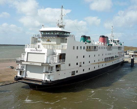 ferry, Texel / Den Helder, Netherlands 2010 - Texel