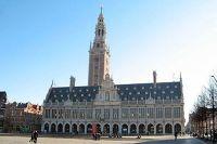 University Library, Leuven, Belgium 2008 - Leuven