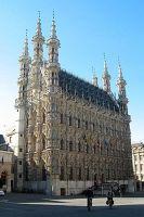 Stadhuis, Leuven, Belgium 2008 - Leuven
