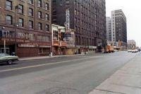 4th & Hennepin Ave, Minneapolis, MN, US 1978 - Minneapolis
