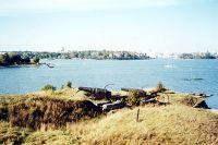 view, Suomenlinna, Finland 2000 - Etelä-Suomi