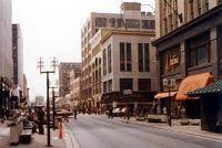 8th and Nicollet Ave S, Minneapolis, MN, US 1978 - Minneapolis