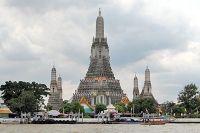Wat Arun, Temple of Dawn, Bangkok, TH 2007 - Bangkok