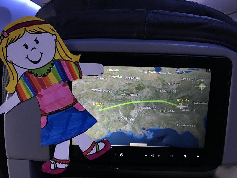 Dallas to Atlanta