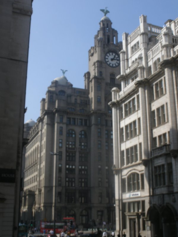Liverpool archtecture