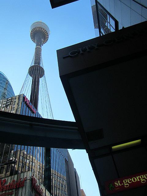 Sydney Tower???