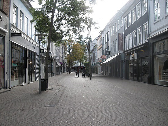 Odense street again