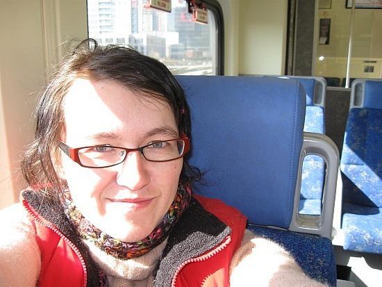 Me vs. Go-Train