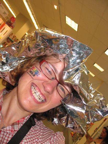 Me at Shoppers Drug Mart
