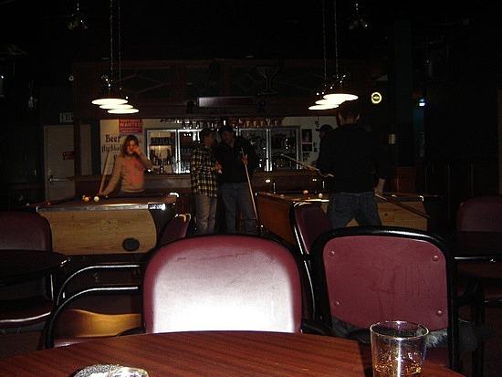 Yellowknife bar