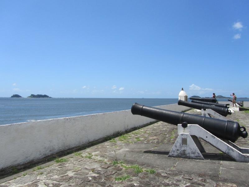 Cannons at Fortaleza