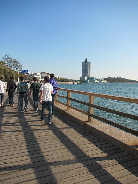 Massive boardwalk