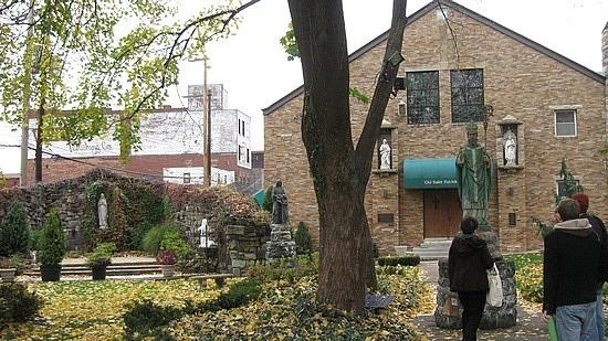 St. Patrick's Church, Strip District