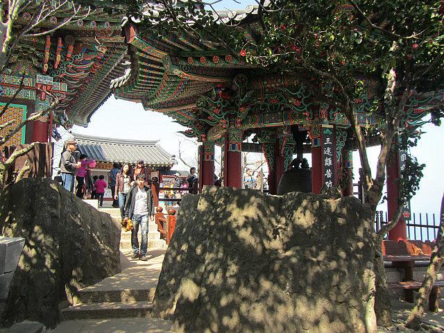 Hyangiram temple