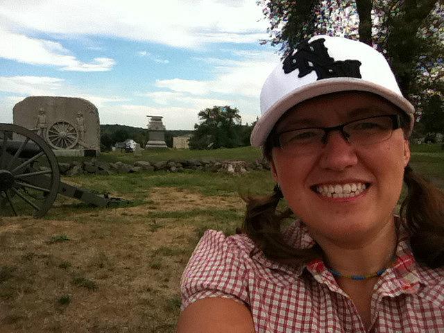 Me vs. Gettysburg