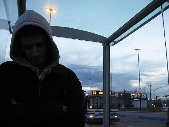 Sylvain looking like Eminem