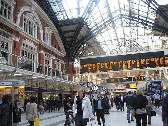 Liverpool St. Station