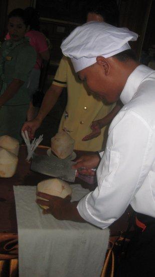 Coconut master 5
