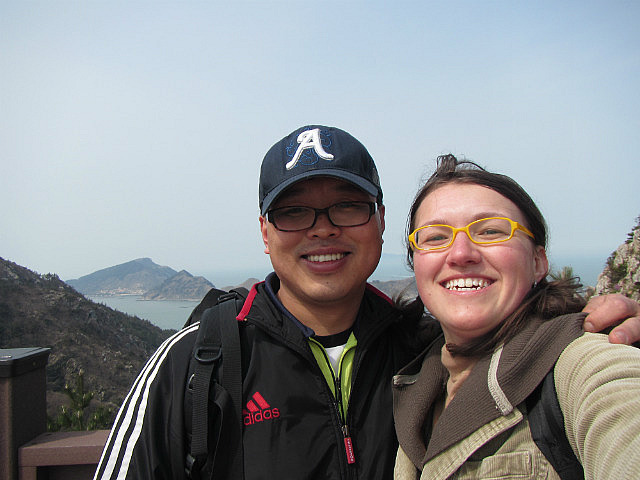 Me and Yun Gil
