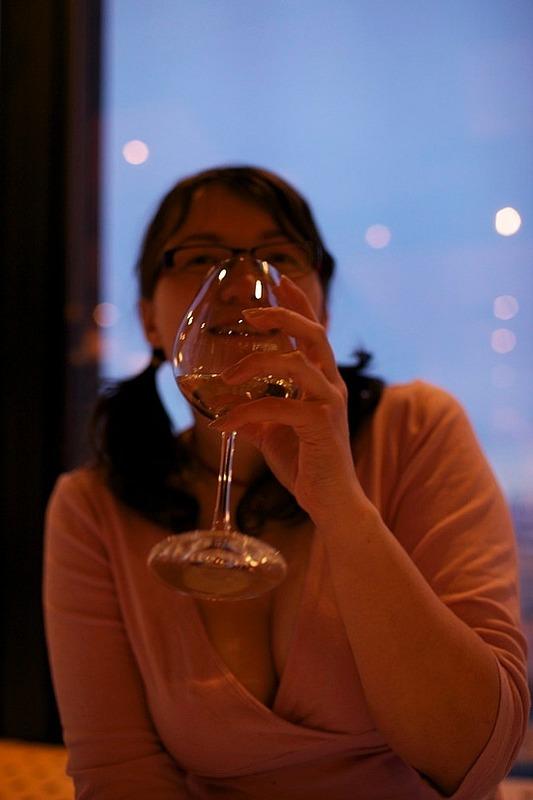 Me vs. wine