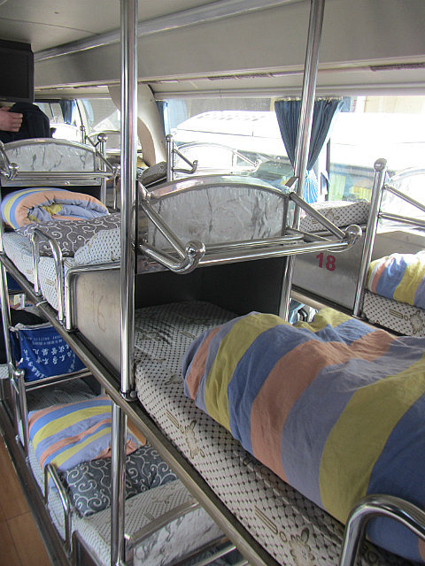 The bed bus!