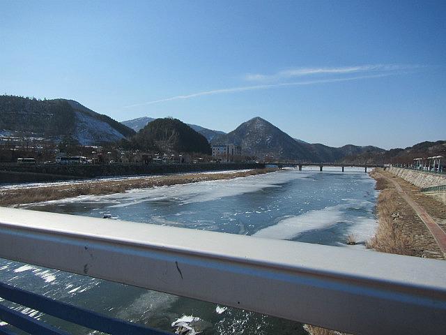 Muju river