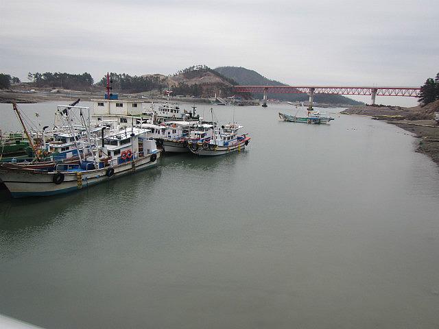 Seonyudo harbour