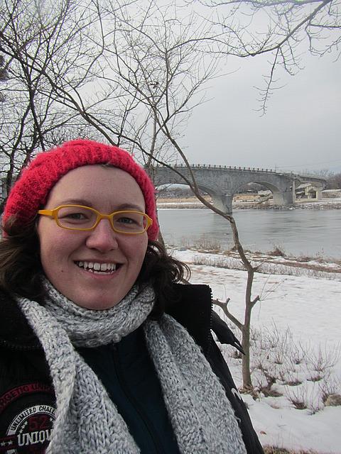 Me and the bridge