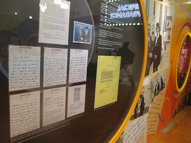 Elvis exhibit