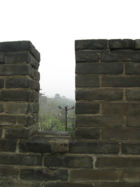 City wall