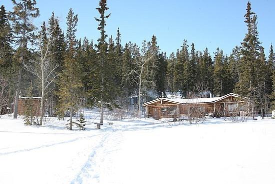 Neares Lake cabin