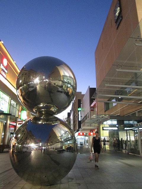 Mall's balls