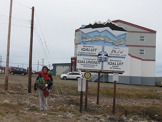 Welcome to Iqaluit