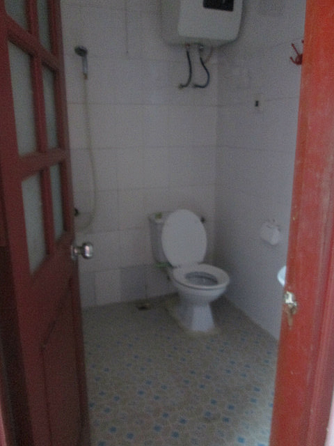 Bathroom in Mong Cai