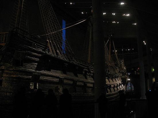 It´s a giant boat