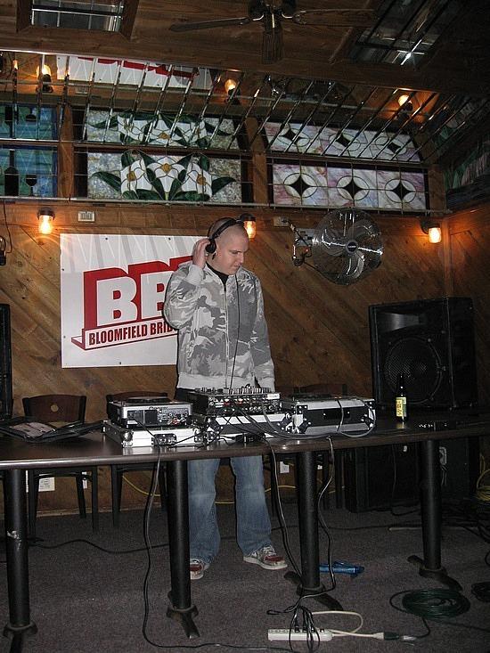 Drum n Bass DJ at BBT