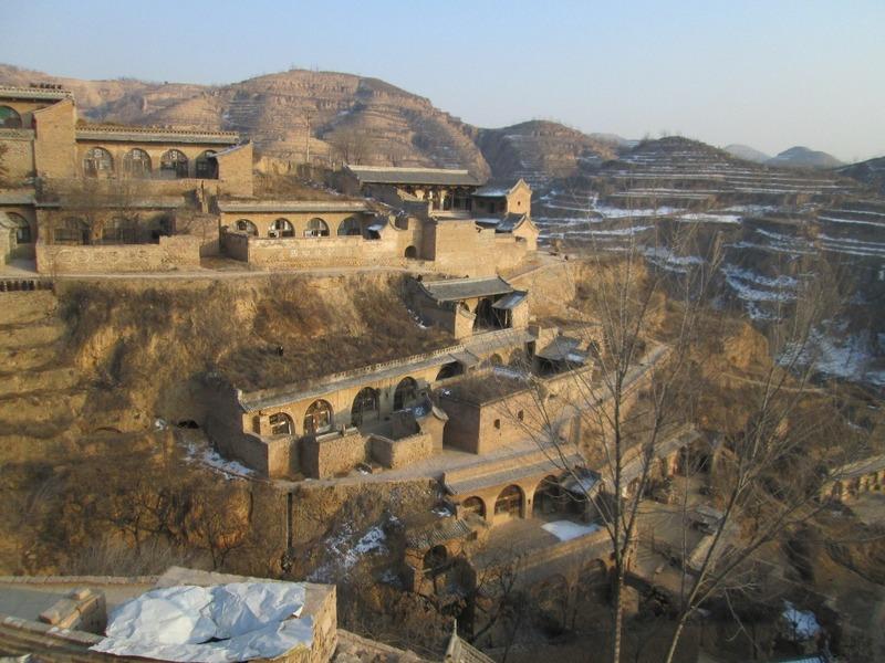 The hike to Lijiashan