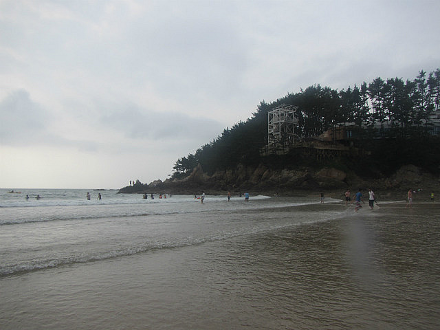 Mallipo beach