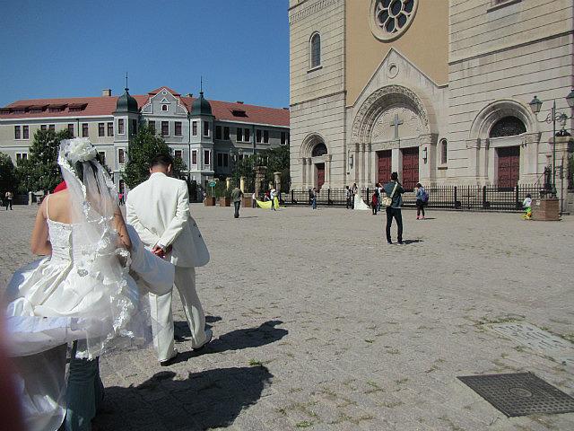 More wedding people