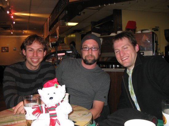 Kevin, Josh, Shaun