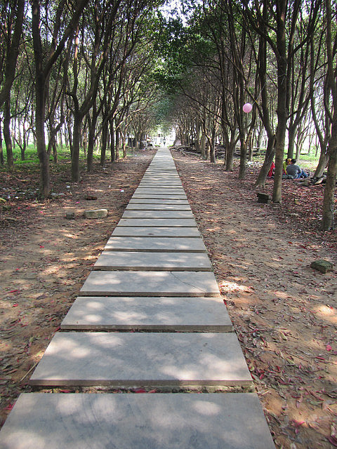 Nice pathway
