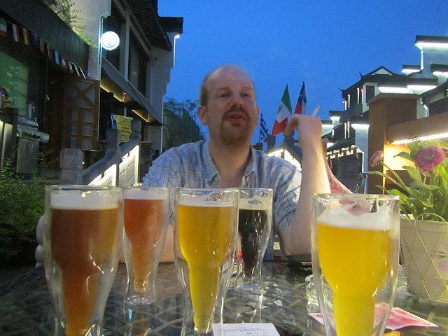 Ranald vs. beers