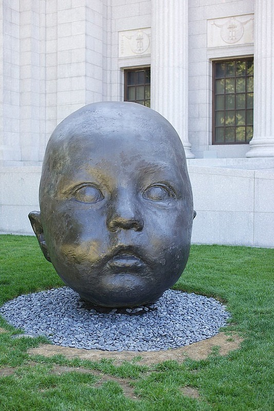 Baby Head 2