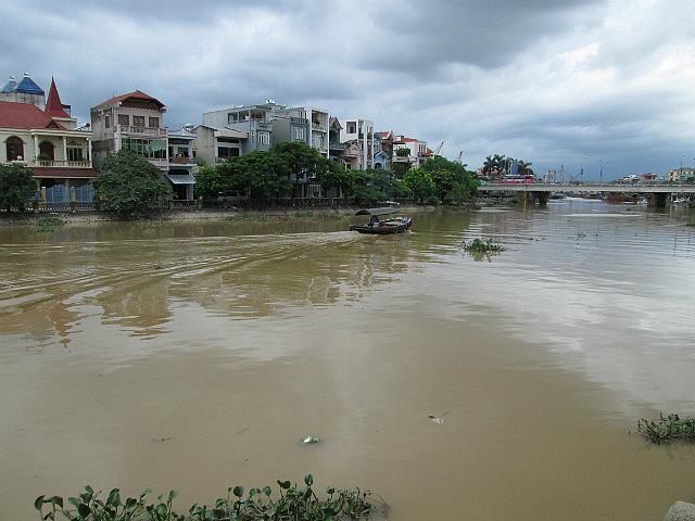 Haiphong canal